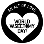 Logo World Vasectomy Day